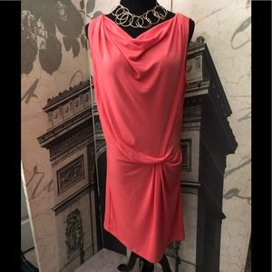 Beautiful coral dress by Michael Kors in large